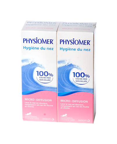 PHYSIOMER NOUR SOL NET NAS 2X115ML