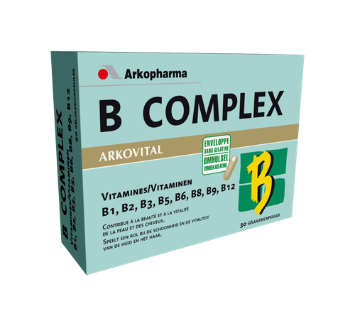 ARKOVITAL-B COMPLEX 30 GELULES
