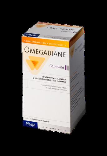 OMEGABIANE HLE CAMELINE 100 CAPSULES