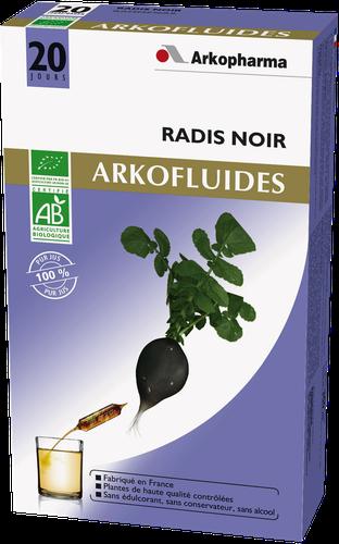 RADIS NOIR BIO ARKOFLUIDE AMP20