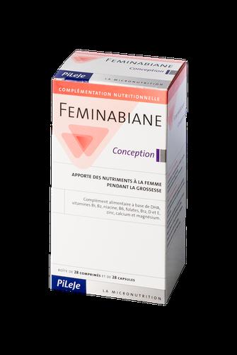 FEMINABIANE 28 COMPRIMÉS + 28 CAPSULES