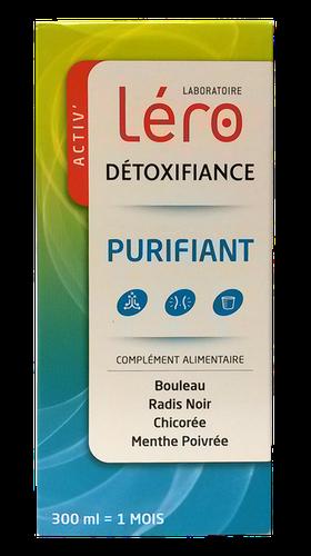 Lero DETOXIFIANCE (300ml, soit 1 mois de cure)