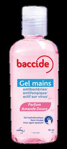 BACCIDE GEL AMANDE SANS RINCAGE 30ML