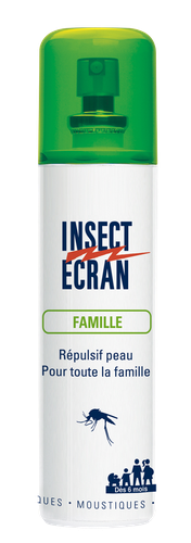 INSECT-ECRAN FAMILLE FL 200ML