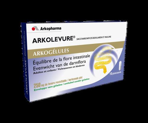 ARKOLEVURE 10 GELULES