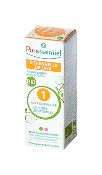 PURESSENT HE BIO CITRON DE JAVA 10ML