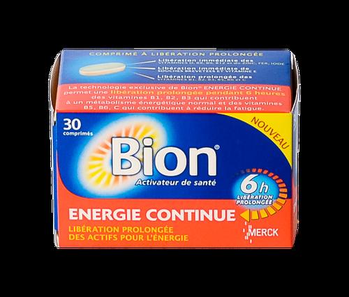 BION ENERGIE CONTINUE CPR 30