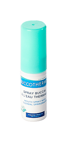 BUCCOTHERM SPRAY BUCCAL EAU THERMALE 15ML