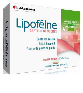 LIPOFEINE CAPTEUR SUCRE GELULE 60