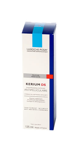 KERIUM DS SH A/PEL 125ML