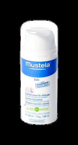 MUSTELA BEBE CREME POUR LE CHANGE FLACON 100ML