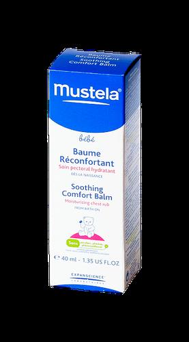 MUSTELA BEBE BAUME RECONFORT 40ML