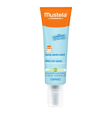 MUSTELA BB A/SOL HYD SPRAY125ML