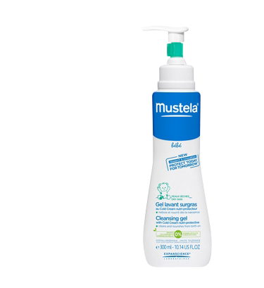 MUSTELA BB GEL LAV SURGR 300ML