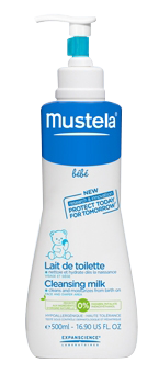 MUSTELA BB LAIT TOIL FLPOMP 500