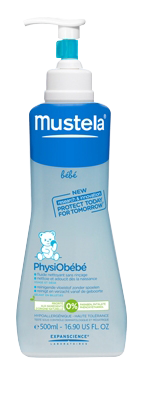 MUSTELA BB PHYSIOBEBE FLPOMP500