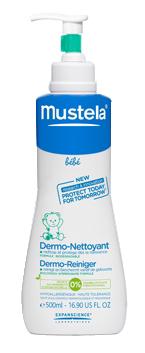 MUSTELA DERMO-NETTOYANT 500ML