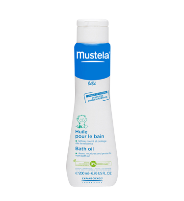 MUSTELA BB HLE BAIN 200ML