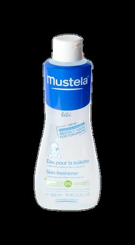 MUSTELA BEBE EAU TOILETTE SANS ALCOOL FLACON 500ML