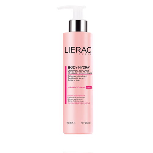 LIERAC BODY HYDRA+ LAIT 200ML