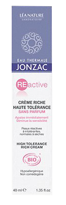 JONZAC REACTIVE CREME RICHE 40ML