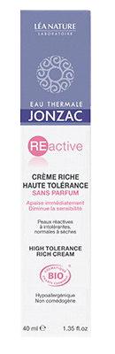 JONZAC REACTIVE CREME RICHE 40ML