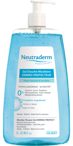 NEUTRADERM GEL DOUCHE 1L