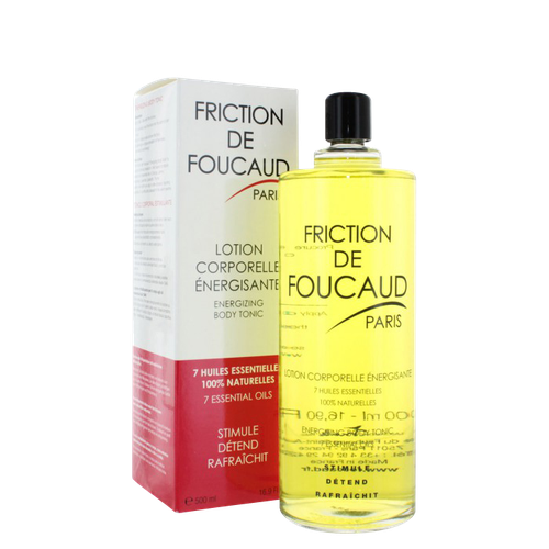 FOUCAUD FRICTION 65 FLACON VERRE 500ML