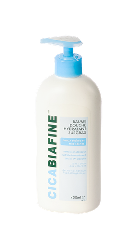 CICABIAFINE BAUME DCH HYD 400ML