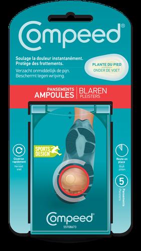 COMPEED ampoules plante des pieds (boite de 5)