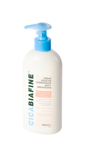 CICABIAFINE CR DCH A/IRRIT400ML
