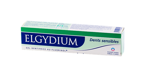 ELGYDIUM DENTS SENSIBLES 75ML