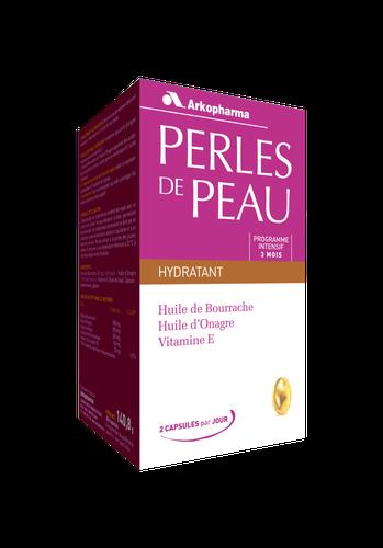 PERLES DE PEAU 200 CAPSULES