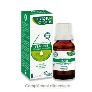 TEA TREE PHYTOSUN HUILE ESSENTIELLE 10ML