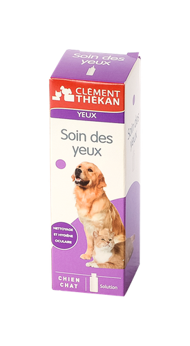 CLEMENT SOL SOIN YEUX FL 100ML