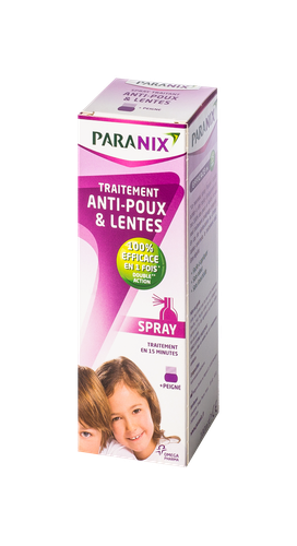 PARANIX DIMETHICONE SPRAY 100ML