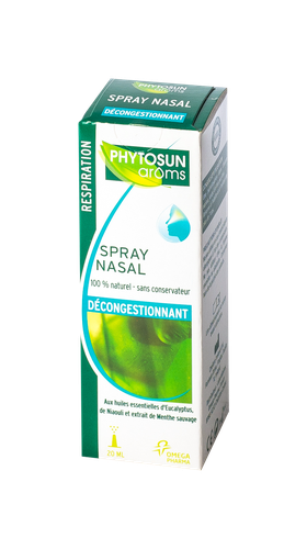 PHYTOSUNAROM SPRAY NASAL 20ML