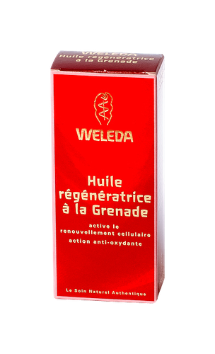 WELEDA HUILE REGENERATRICE GRENADE 100 ML