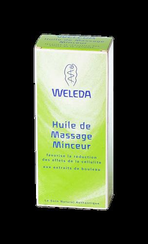 WELEDA HUILE DE MASSAGE MINCEUR 100ML