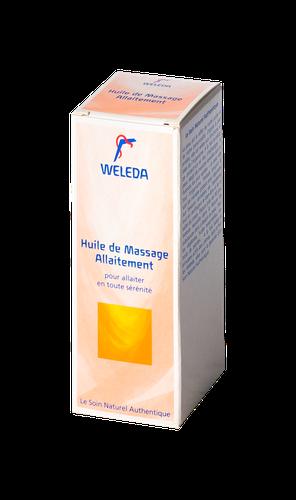WELEDA HLE MASSAGE ALLAITEMENT50ML