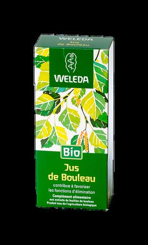 WELEDA JUS BOULEAU BIO FL 200ML