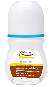 CAVAILLES DEODORANT ROLL-ON EFFICACITE 48H    flacon 50 ML
