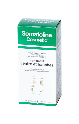 SOMATOLINE CR VENTR/HANCH 150ML