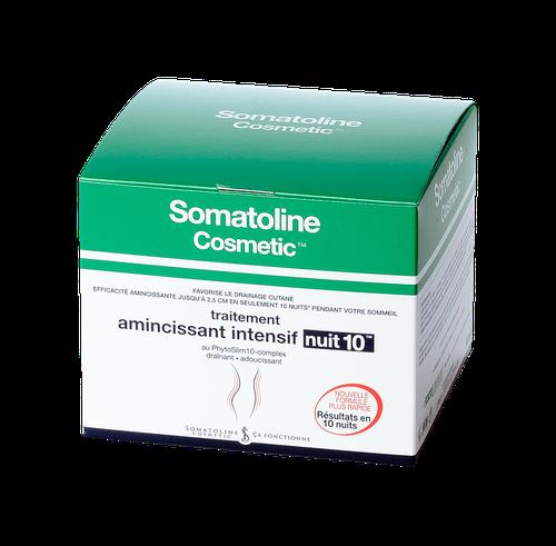 SOMATOLINE CR AMINC/NUIT 450ML