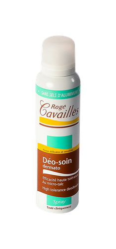 CAVAILLES DEODORANT SPRAY DERMATO 150 ML