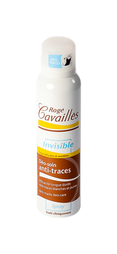CAVAILLES DEOD SPRAY INVISIB 150ML
