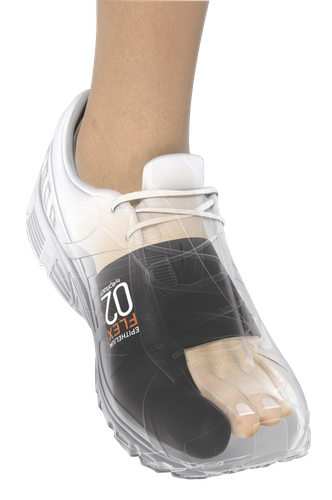 Epitpact sport ORTHESE SPORT HALLUX-VALGUS (taille M)
