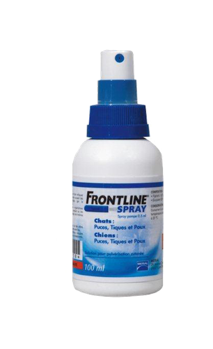 FRONTLINE SOLUTION INSECTICIDE SPRAY 100ML