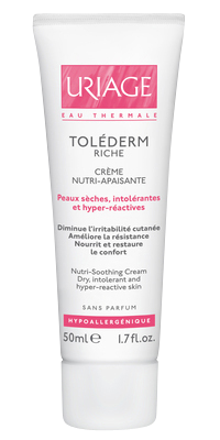 URIAGE TOLEDERM CREME RICHE TUBE 50ML