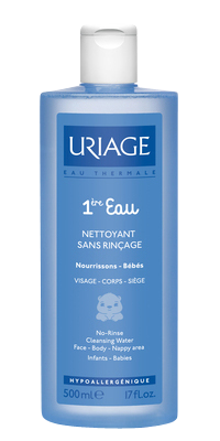 URIAGE BB 1ERE EAU NETT FL 500ML